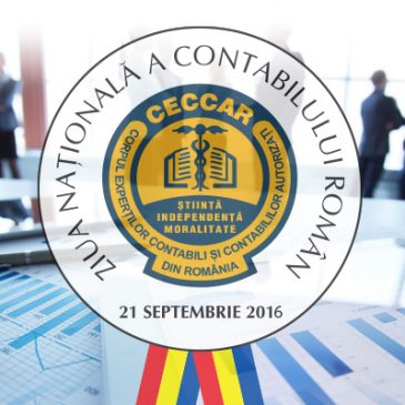 21 septembrie- Ziua Naţională a Contabilului Român